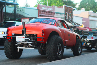 Is This the Wildest Volkswagen Karmann Ghia in the World?