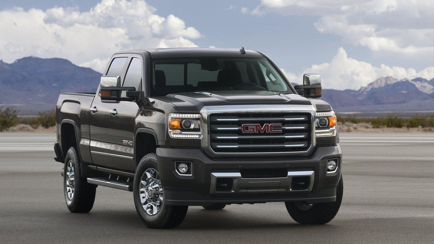 2016 GMC Sierra HD unveiled with minor updates