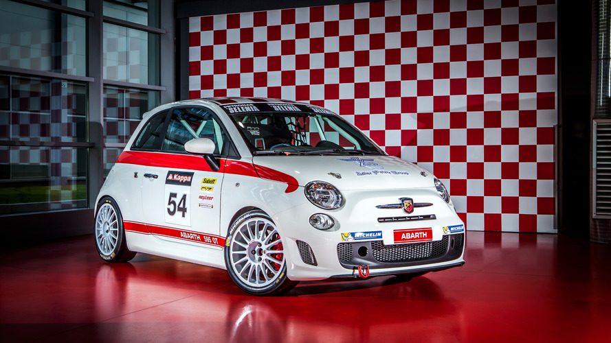 Abarth 595 OT race car unveiled with 190 hp