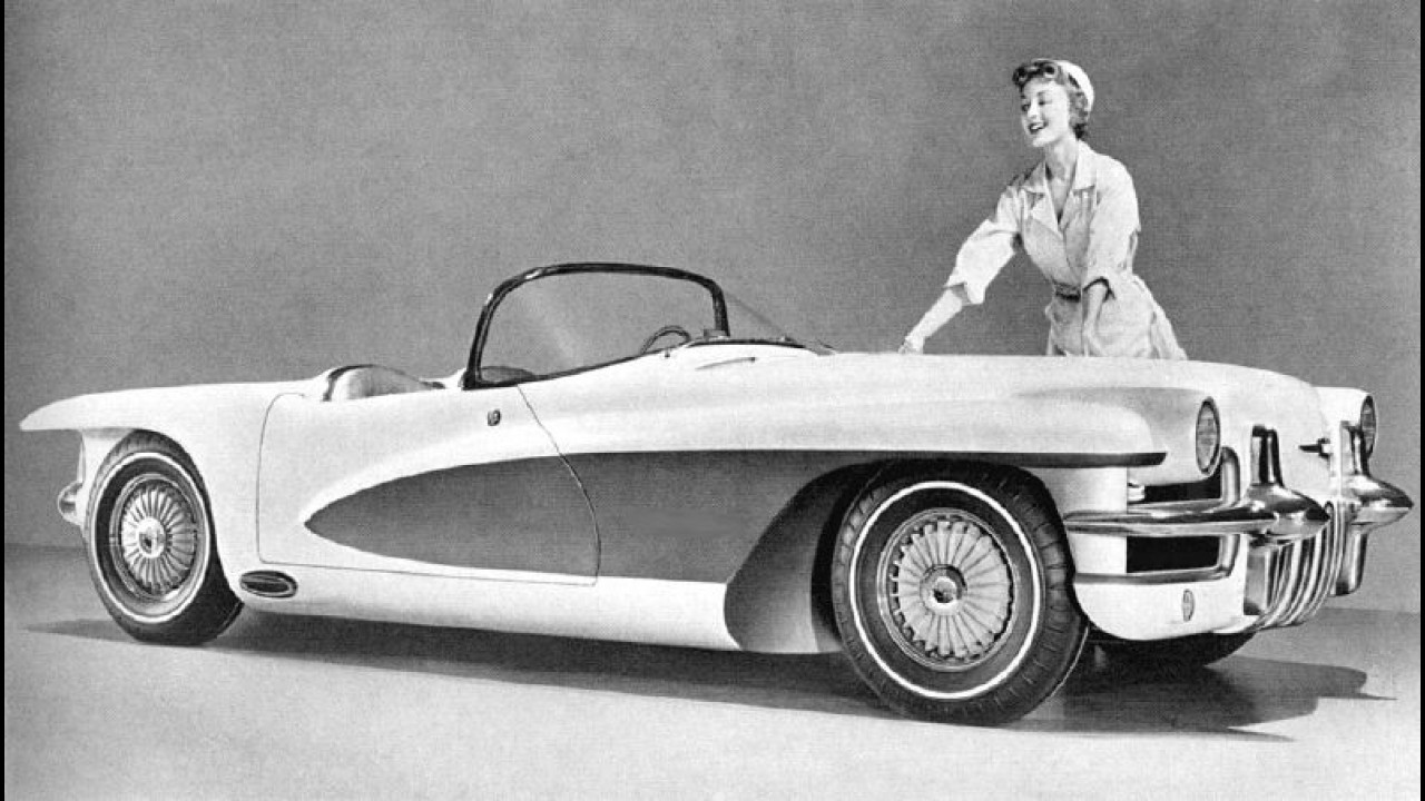 Cadillac LaSalle II Concept