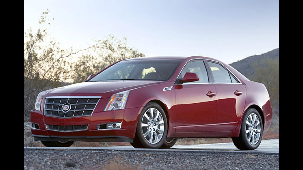 CTS: Cadillac nennt Preise