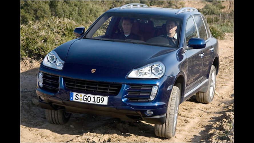 Im Test: Porsche Cayenne Facelift mit 290 PS starkem V6
