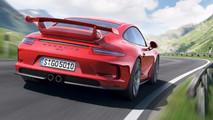 Porsche 911 GT3 (2014)