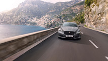 Jaguar XJR575 revealed