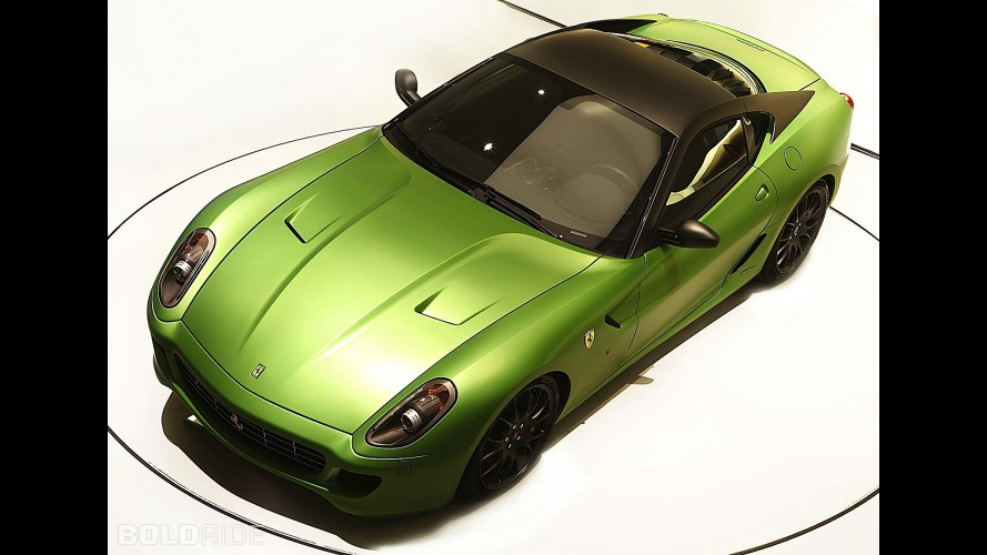 Ferrari 599 GTB HY-KERS Concept