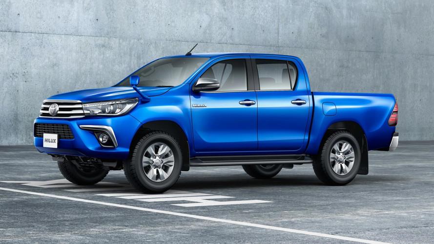 Toyota Hilux volta a ser vendida no Japão após 13 anos de ausência