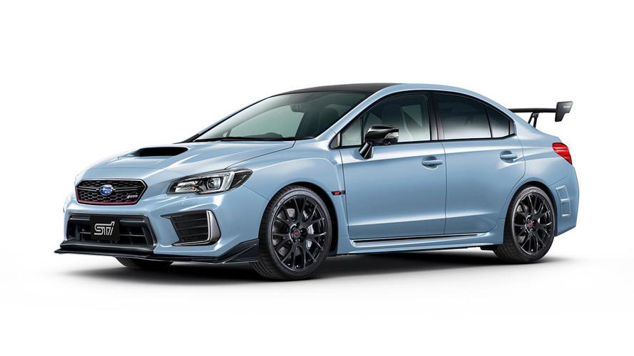 Subaru S208 néven mutatkozott be az eddigi legerősebb WRX STI