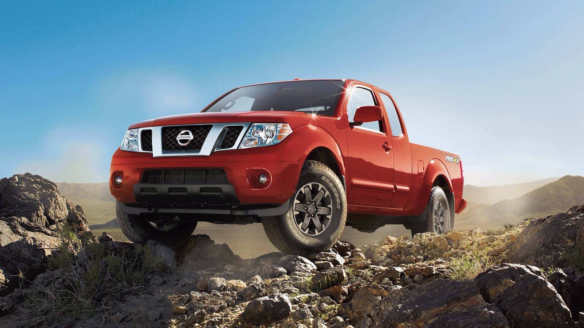 2018 Nissan Frontier Gets $600 Price Bump More Standard Features