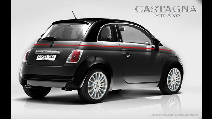 Svelata la Fiat 500 by Castagna