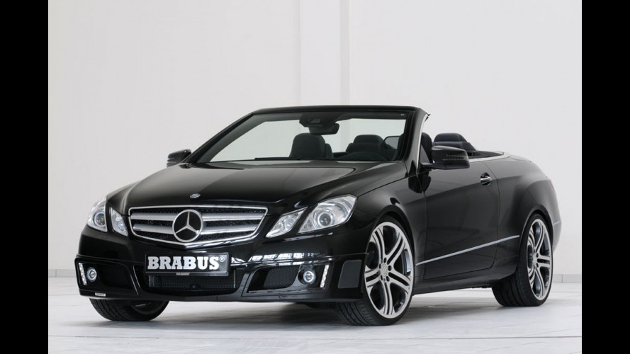 Brabus Classe E Cabriolet