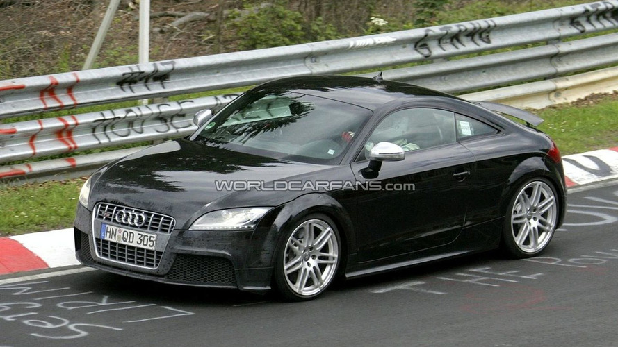 Audi to Unveil TT RS & A4 allroad in Geneva