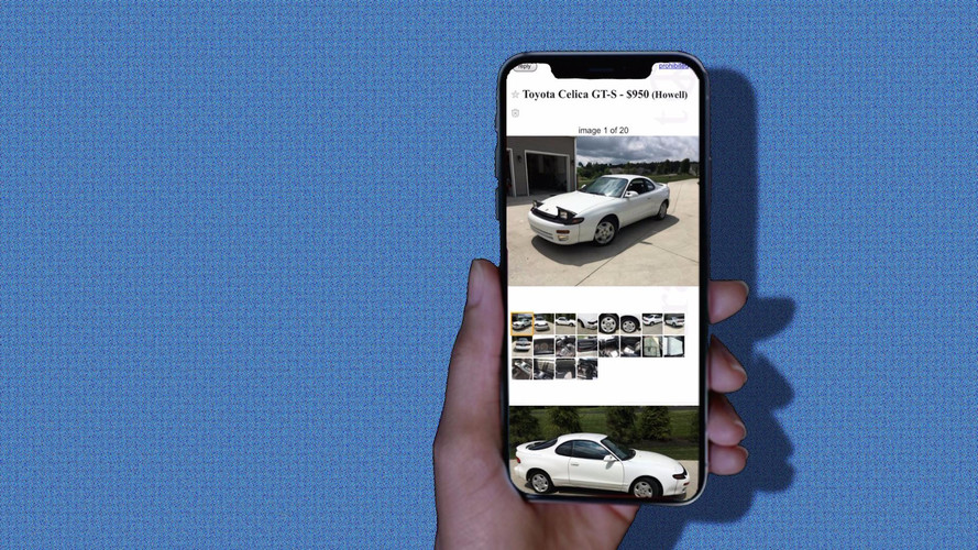 8 Cars On Craigslist You Can Buy For The Price Of An iPhone X