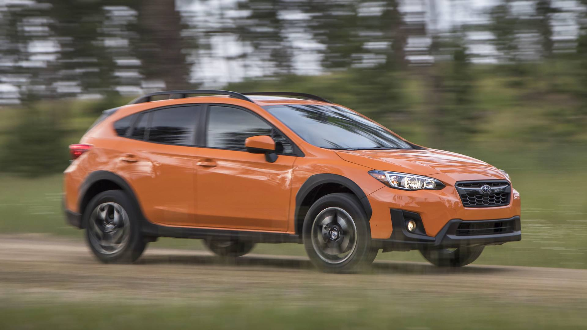 2018 Subaru Crosstrek Review Go f The Beaten Path