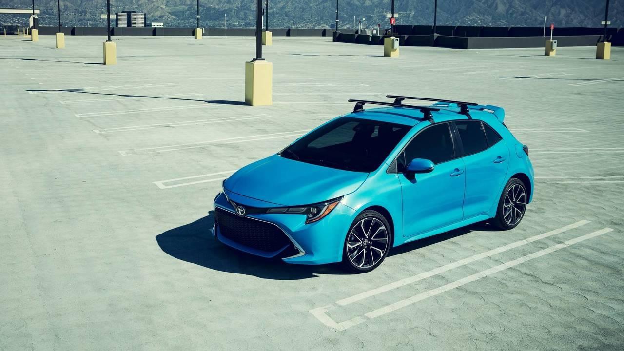 Toyota Corolla Hatchback 2018