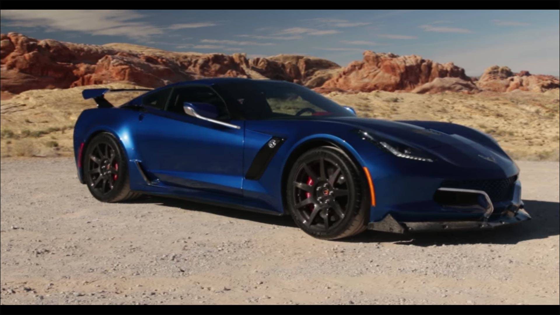 A Closer Look At The Genovation GXE, The 800-HP Electric Corvette
