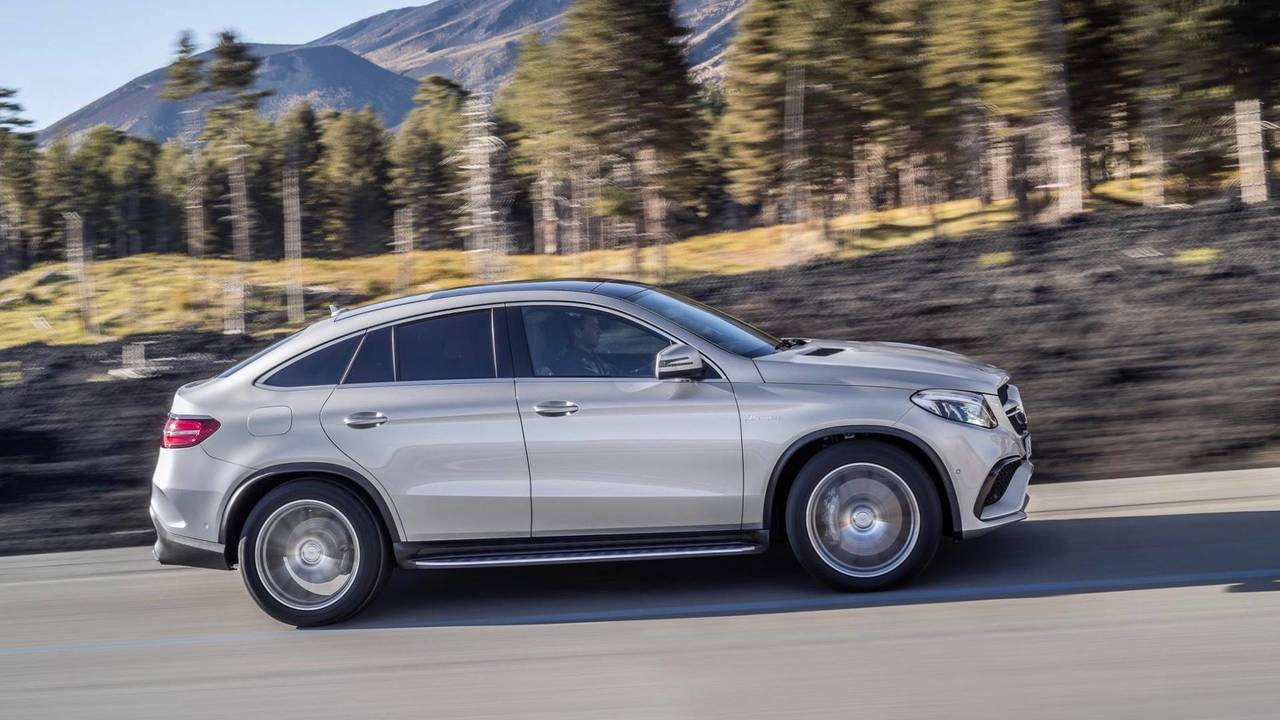 9. Mercedes-AMG GLE 63 S Coupe – 4.2 secondes