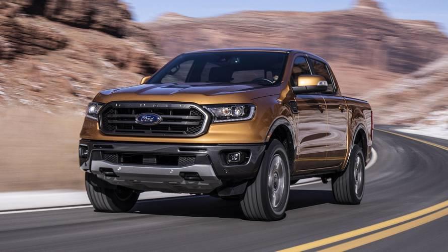 Ford Ranger sul-americana não terá visual da versão vendida nos EUA