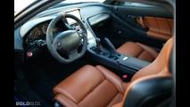 Clarion yapımı Acura NSX