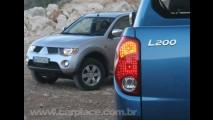 Mitsubishi prepara novo motor V6 Flex para a L200 Triton e Pajero Sport