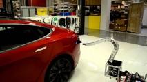 Tesla'nın Son Numarası da Şarj Yılanı