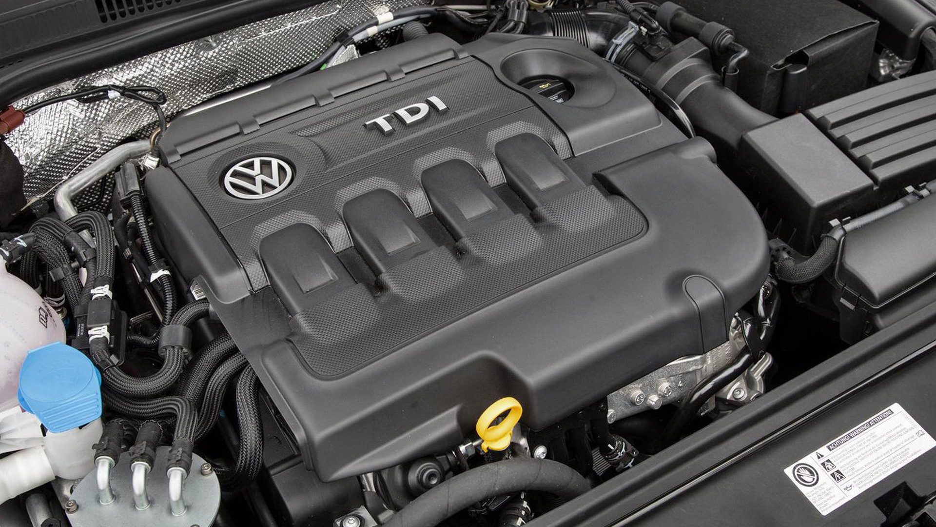 Volkswagen investigating EA288 sel engines
