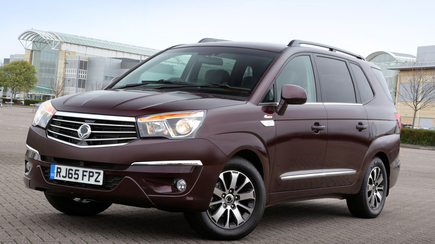 Ssangyong reveals 2016 Turismo with new diesel engine