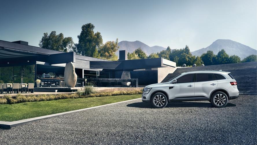 Renault Koleos - Les tarifs