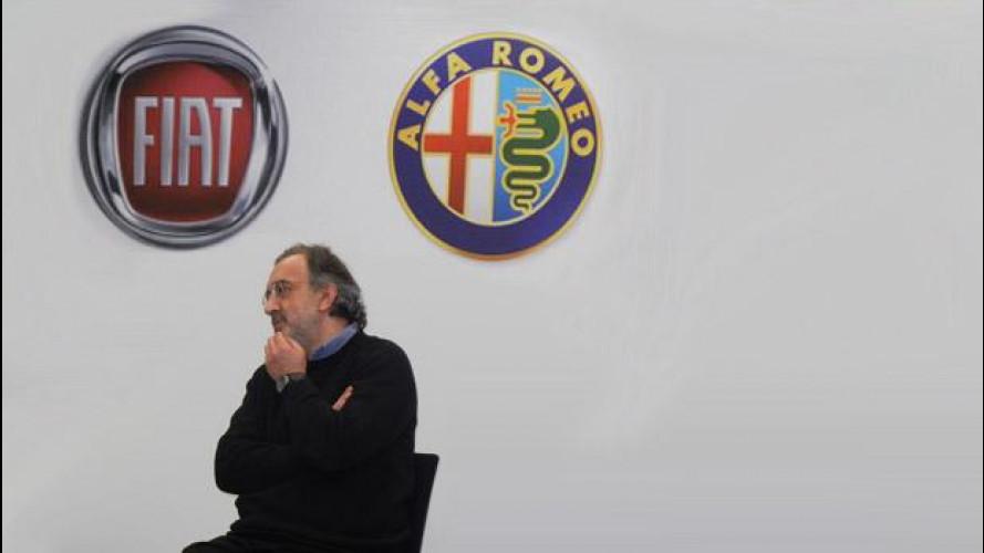 Marchionne, Fiat e Alfa Romeo potrebbero lasciare l'Italia