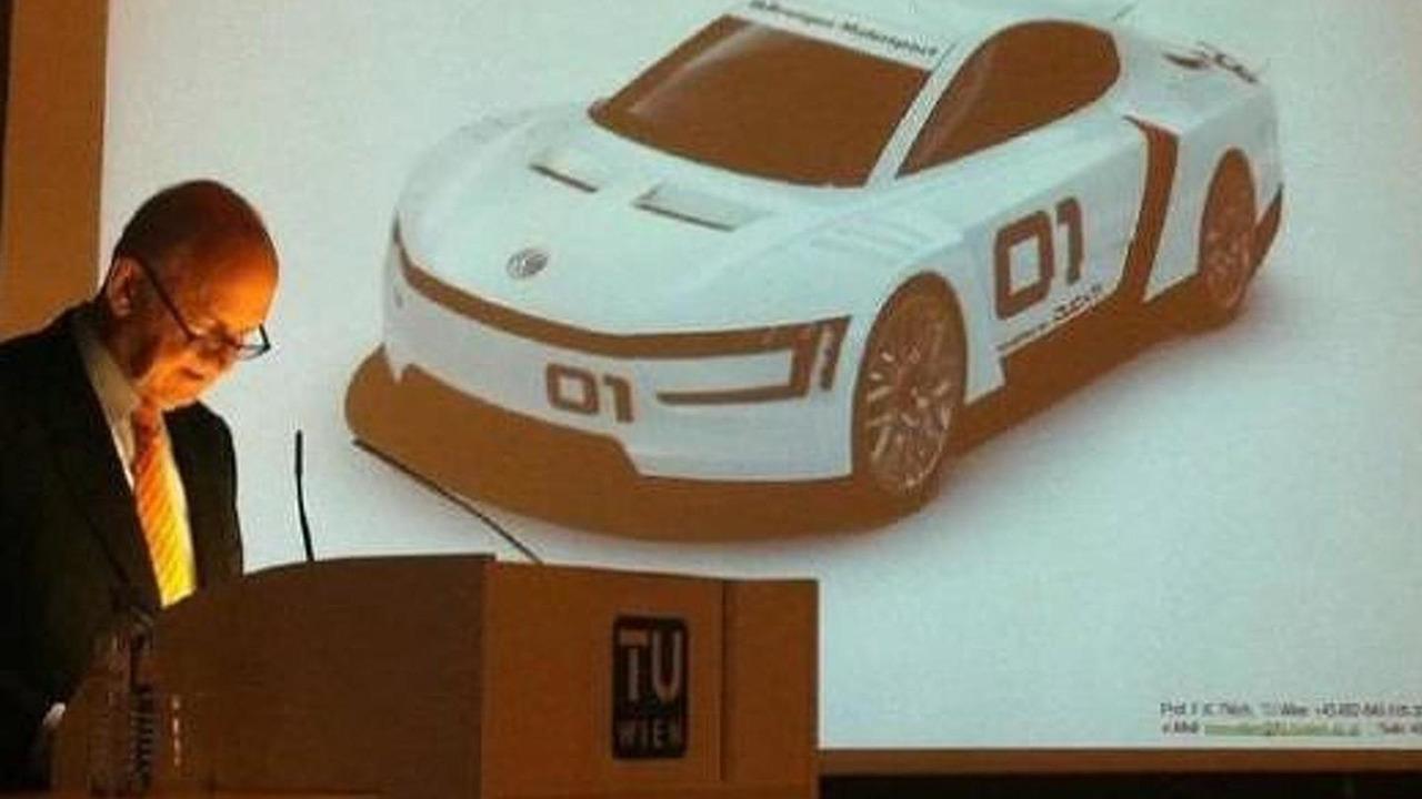 Volkswagen XL Sport 27.9.2013