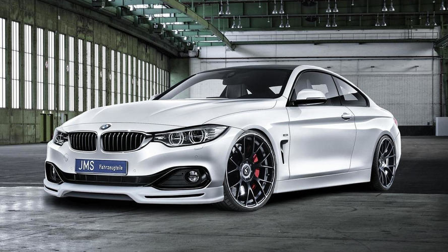 JMS previews their tuning program for the BMW 4-Series Coupe