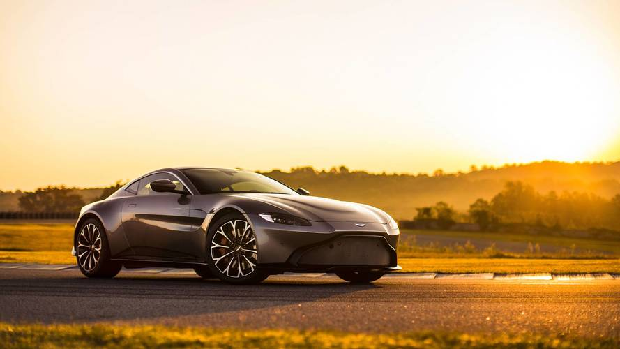 Aston Martin ouvre deux nouveaux sites en Grande-Bretagne