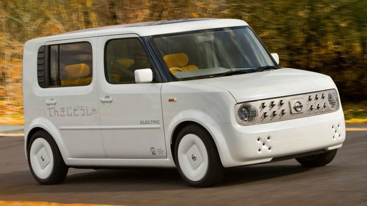 2009 Nissan Denki Cube Concept