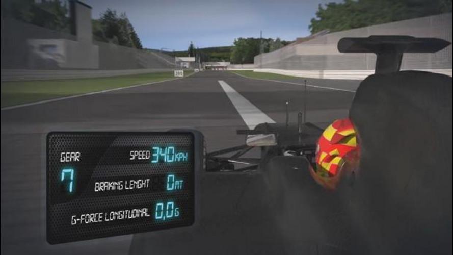 Il GP di Monza secondo Pirelli