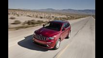 Nuova Jeep Grand Cherokee SRT8