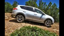 Toyota Rav4 - Prova offroad in Grecia