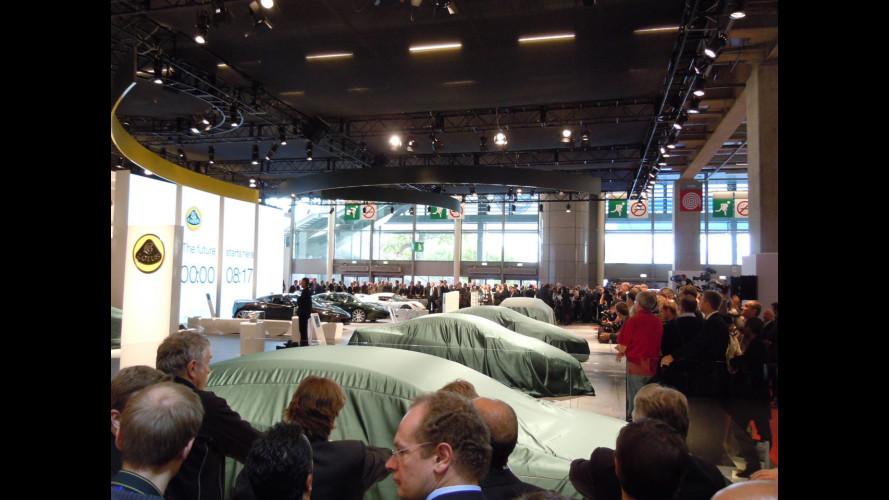 Salone di Parigi: inizia qui la nuova era Lotus