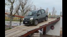 Motor Show 2012: Fiat Panda 4x4, a Bologna si prova in offroad