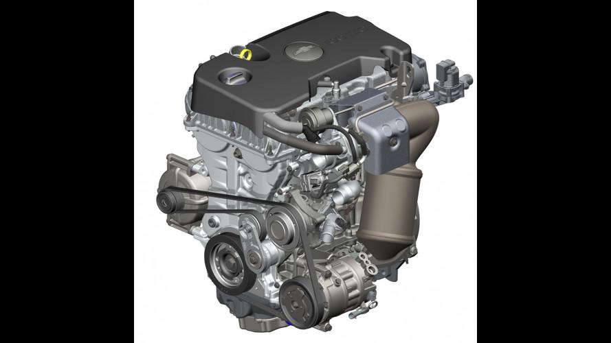 Chevrolet: in arrivo nuovi motori
