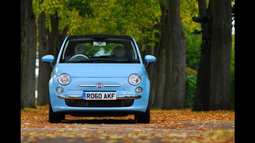 "La Fiat 500 è ""Best City Car"" in UK"
