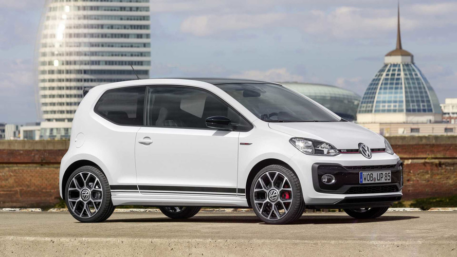 VW Up GTI Is A Fitting Tribute To The First Golf GTI
