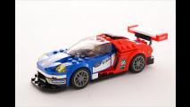 Ford GT40 und GT von Lego