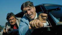 Roger Moore's life in cars