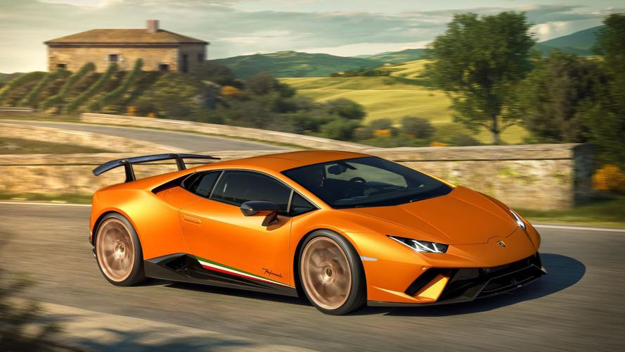 Debütálása óta már több mint 8000 Lamborghini Huracan gördült le a gyártósorról