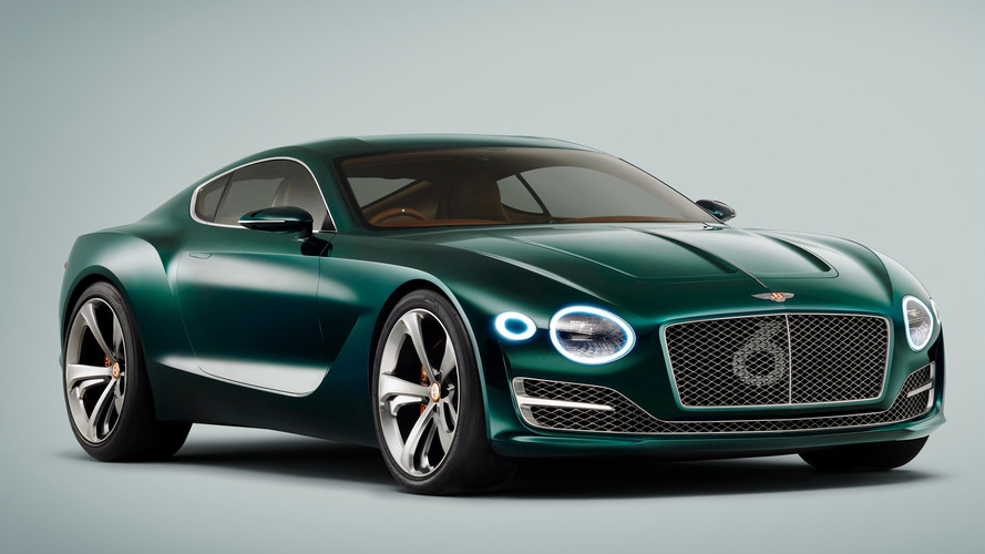 & Bentley Plotting Four-Door Electric Coupe Using Mission E Tech