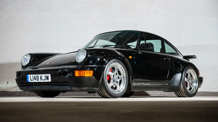 Nadir Porsche 911 Leichtbau açık arttırmaya çıkacak