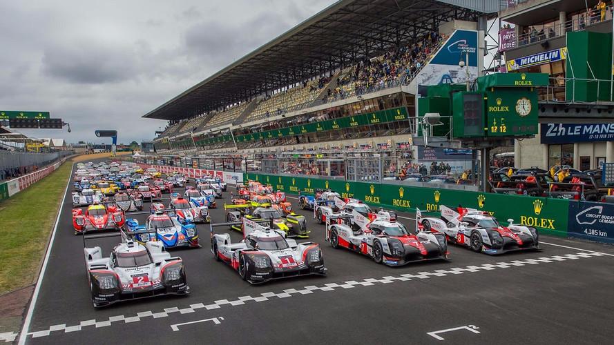 24 Heures du Mans - La grille de départ complète