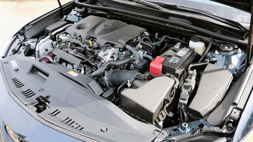 Toyota, atmosferik motorlarda yakıt tüketimini iyileştirmiş