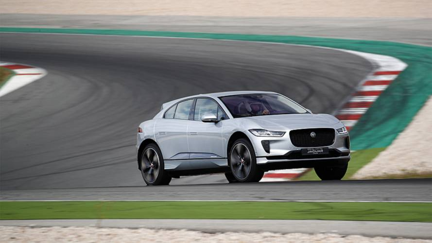 2018 Jaguar I-Pace: İlk Sürüş