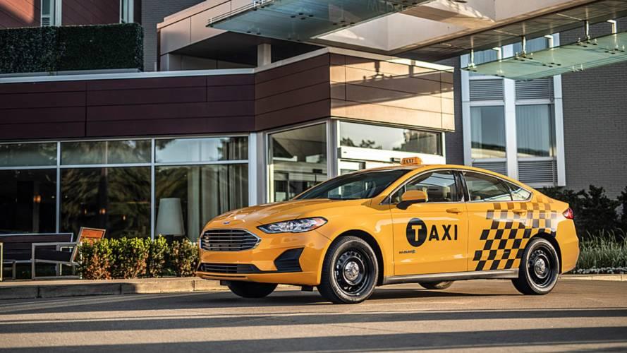 Ford, New York için tasarladığı taksileri tanıttı