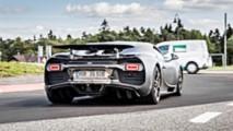 Bugatti Chiron en Nürburgring